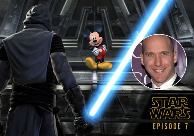 《玩具总动员3》编剧迈克尔·阿恩特(Michael Arndt)将创作《星战7》剧本