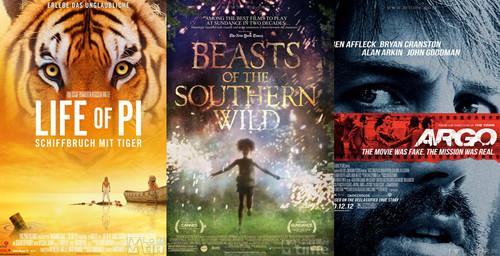 奥巴马列年度最爱影片《少年派》入选总统名单