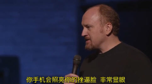 Louis C.K. Live 2011年stand-up表演(Live at the Beacon Theater)