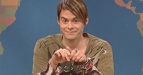 比尔·哈德尔(Bill Hader)将退出《周六夜现场》(Saturday Night Live)