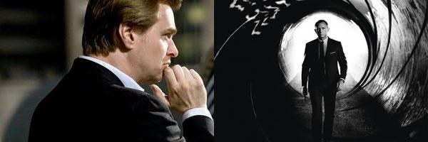 谣言:克里斯托弗·诺兰(Christopher Nolan)在接洽执导《邦德24》