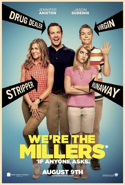《冒牌家庭》(We're the Millers)限制级预告 詹妮弗·安妮斯顿大跳脱衣舞