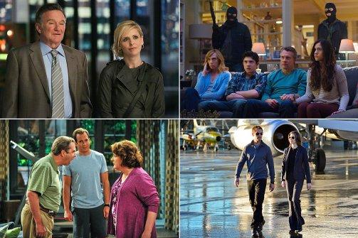 CBS电视网宣布2013-14秋季档剧集播出时间安排