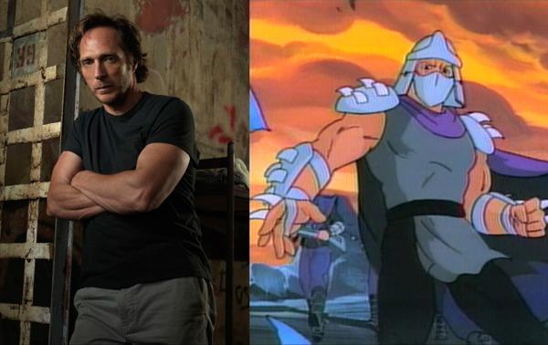 """威廉·菲德内尔(William Fichtner)确认在《忍者神龟》中扮演反派""""史瑞德"""""""