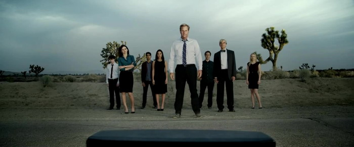 《新闻编辑室》(The Newsroom)曝沙漠预告 7月14日第2季回归