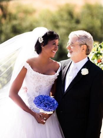 乔治·卢卡斯再婚迎娶梦工厂麦勒迪·霍布森 结束七年长跑
