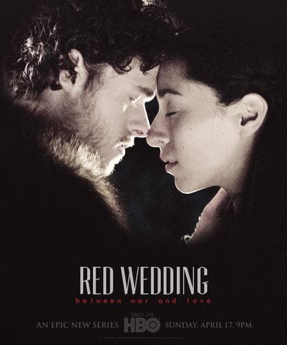 """《冰与火之歌:权力的游戏》(Game of Thrones)之""""血色婚礼""""制作特辑"""