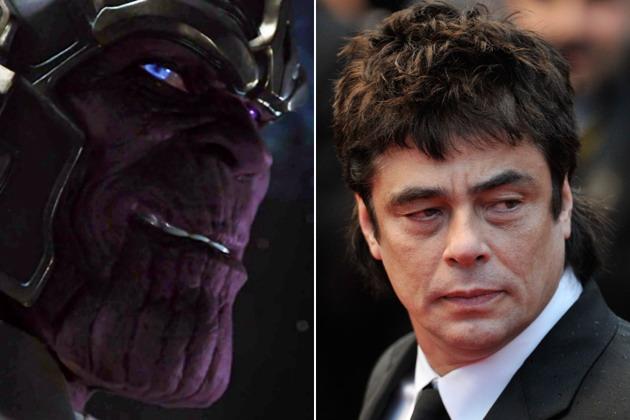本尼西奥·德托罗(Benicio Del Toro)加入《银河护卫队》