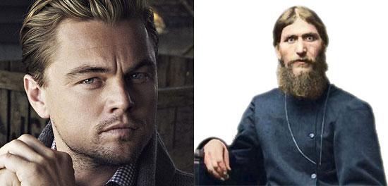 """莱奥纳多·迪卡普里奥(Leonardo DiCaprio)将出演俄国""""妖僧""""拉斯普廷"""
