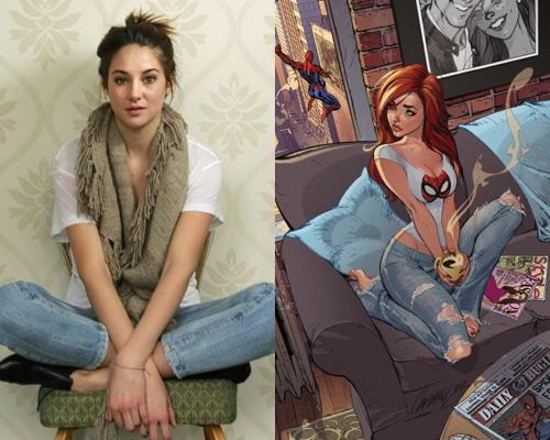 玛丽·简·沃森戏份将从《超凡蜘蛛侠2》中删除,演员也可能更换