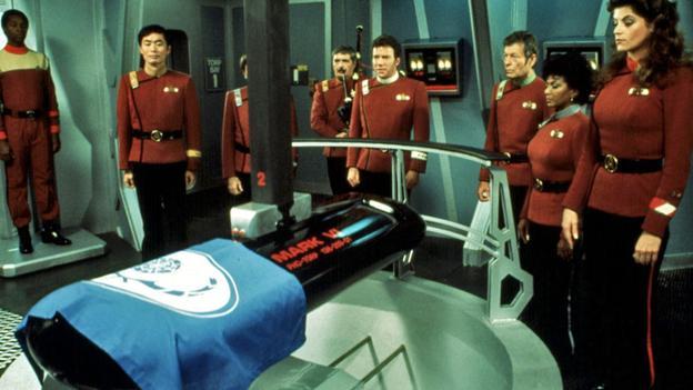 《星际迷航》之父金·罗登贝瑞(Gene Roddenberry)骨灰将前往太空