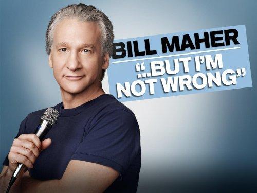 彪马爷(Bill Maher) ...But I'm Not Wrong 单口秀 #79分钟中字#