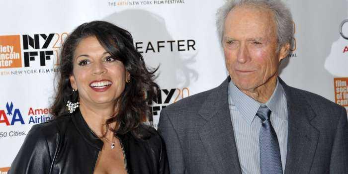 克林特·伊斯特伍德传与第二任妻子戴娜·鲁兹离婚  结束17年婚姻