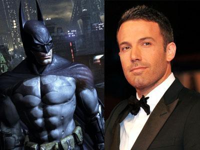 本·阿弗莱克(Ben Affleck)将在《超人大战蝙蝠侠》中扮演蝙蝠侠