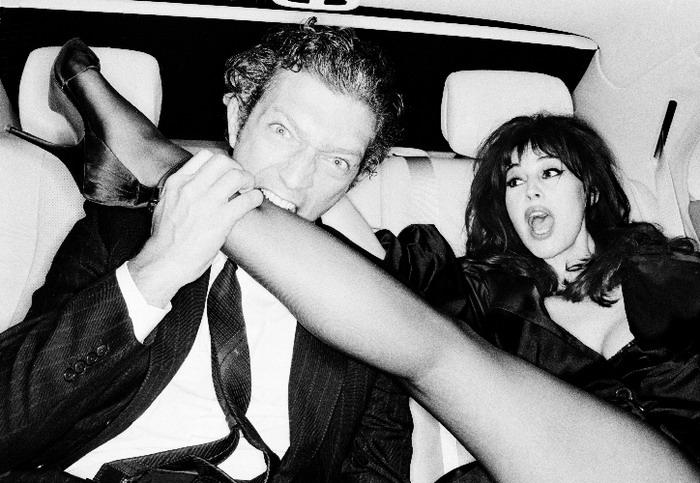 莫妮卡·贝鲁奇与文森·卡索宣布离婚 聚少离多14年爱情神话终结