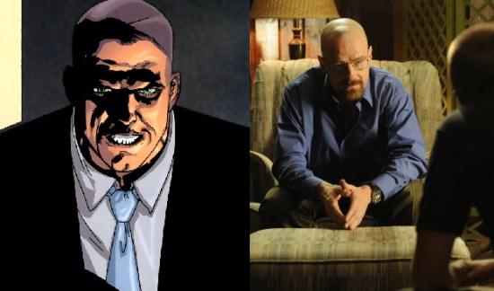《绝命毒师》男星布莱恩·科兰斯顿(Bryan Cranston)愿出演《超人2》反派