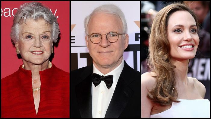 安吉丽娜·朱莉、史蒂夫·马丁等获奥斯卡荣誉奖