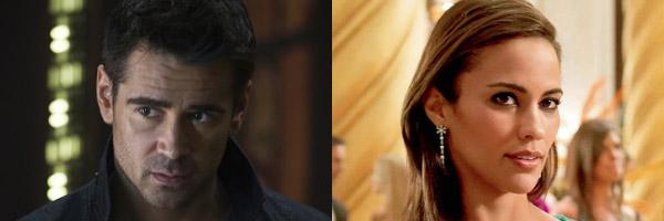 《魔兽世界》电影选角开始,科林·法瑞尔和保拉·帕顿受邀