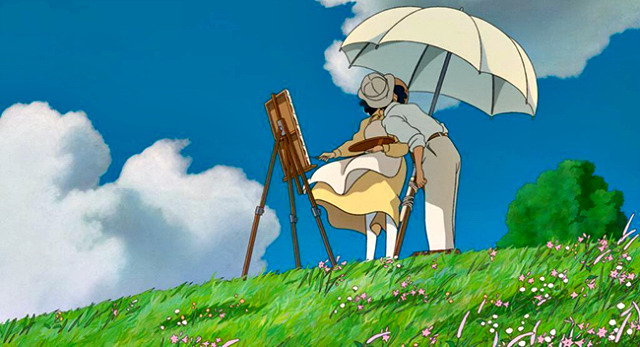 宫崎骏收山之作《起风了》(The Wind Rises)将角逐奥斯卡