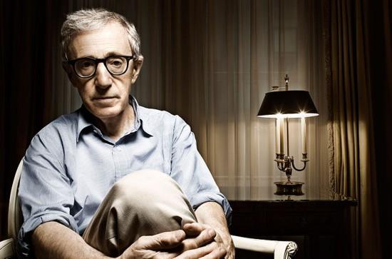 伍迪·艾伦(Woody Allen)荣获第71届金球奖终身成就奖