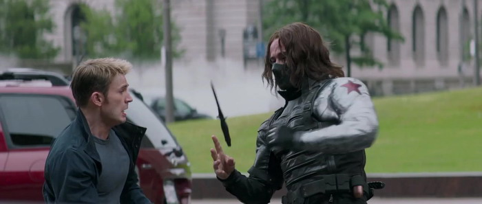 《美国队长2:冬日战士》(Captain America: The Winter Soldier)首发预告