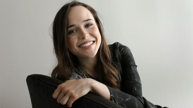 《朱诺》女主角艾伦·佩姬(Ellen Page)赌城宣布出柜