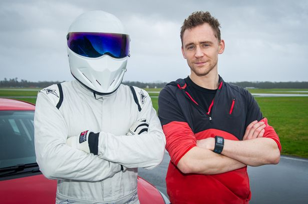 """""""抖森""""汤姆·希德勒斯顿(Thomas Hiddleston)做客Top Gear【中字】"""