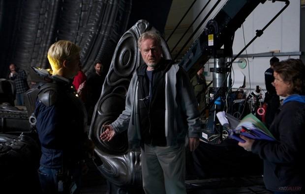 《普罗米修斯2》定档2016年 同档将遭遇《魔兽世界》