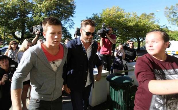 克里斯·派恩(Chris Pine)被判酒驾 事发新西兰参加新片杀青派后