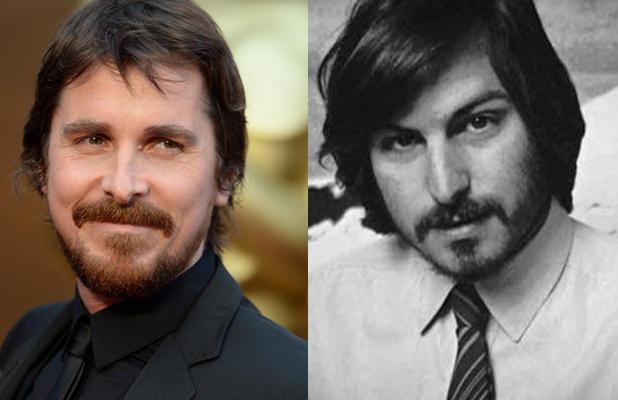 大卫·芬奇希望克里斯蒂安·贝尔(Christian Bale)饰演乔布斯