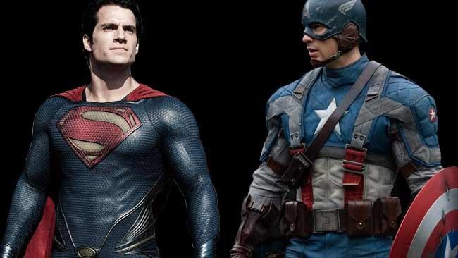《美国队长3》将与《超人大战蝙蝠侠》硬碰硬 两片同日上映