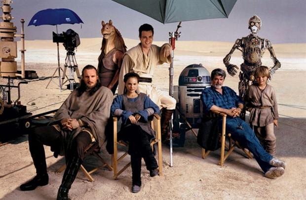 《星战7》或5月14摩洛哥开拍 导演JJ启用1970年代老片场