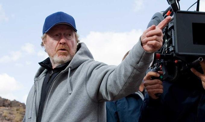 莱德利·斯考特(Ridley Scott)有望执导《火星人》