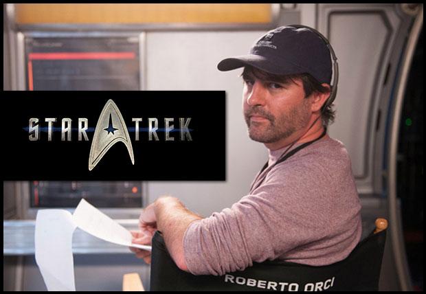 罗伯托·奥奇(Roberto Orci)正式受邀执导第13部《星际迷航》