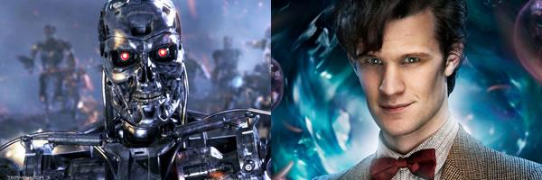 《神秘博士》马特·史密斯加盟新《终结者》