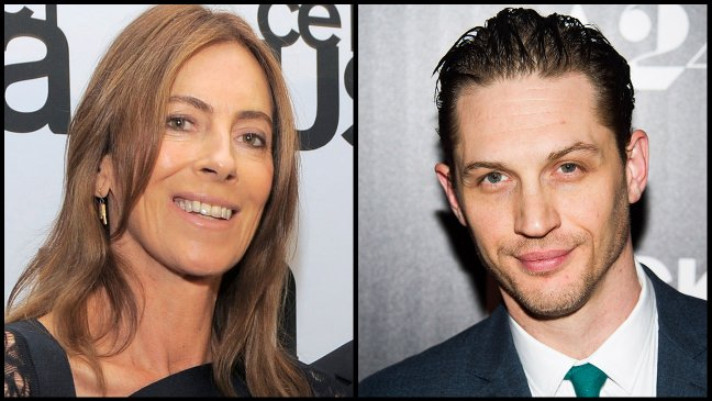 汤姆·哈迪将主演凯瑟琳·毕格罗新片《真正的美国人》