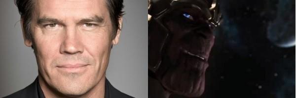 """乔什·布洛林代言漫威大反派 在《银河护卫队》中为""""灭霸""""配音"""