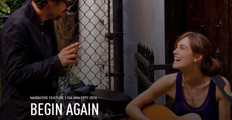 凯拉·奈特莉《再次出发》(Begin Again)亚当·莱文原声预告