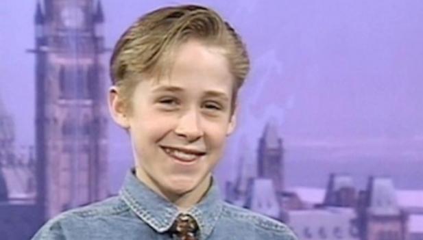 瑞恩·高斯林(Ryan Gosling)正太时期表演视频
