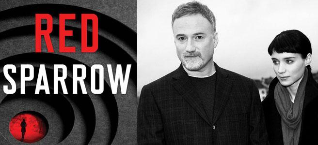 大卫·芬奇、鲁妮·玛拉或将合作克格勃题材新片《红燕子》