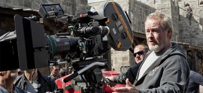 """雷德利斯科特策划""""大卫王""""电影 与《出埃及记》一样出自《圣经》故事"""