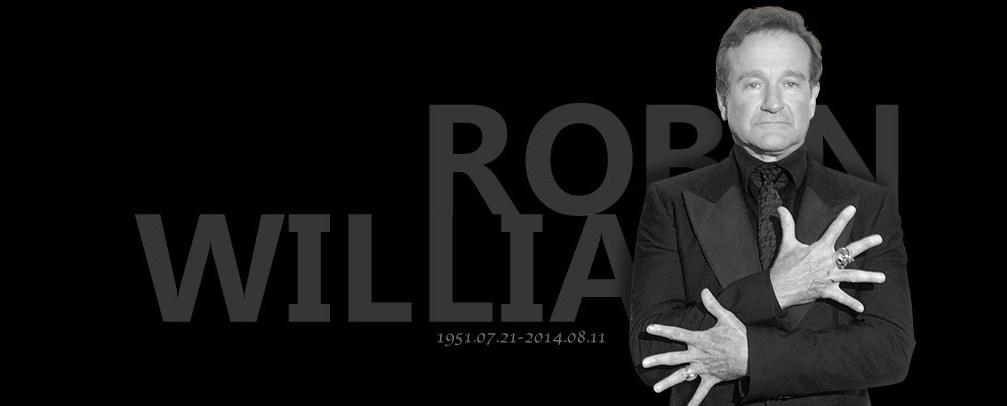 美国著名影星罗宾·威廉姆斯去世 长期处于抑郁症状态 疑似自杀