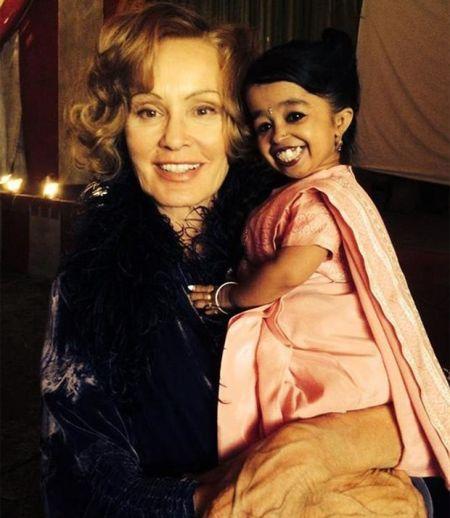 世界最矮女人乔迪·阿姆奇加盟《美国恐怖故事:畸形秀》第4季10月回归