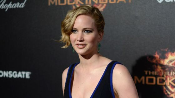 黑客攻击iCloud:妮佛·劳伦斯(Jennifer Lawrence)裸照艳照泄露