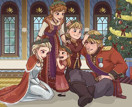 迪士尼推出《冰雪奇缘》后续短片 定名《Frozen Fever》15年春季上映