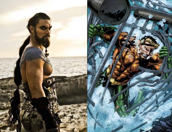 杰森·莫玛谈电影《海王》 DC超级英雄独立电影或是起源故事