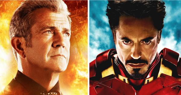 小罗伯特唐尼开出演《钢铁侠4》条件 梅尔吉布森执导我就演!