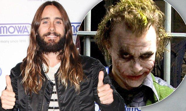"""杰瑞德莱托或成新""""小丑"""" 有望加盟《自杀小队》 敲定多部DC电影"""
