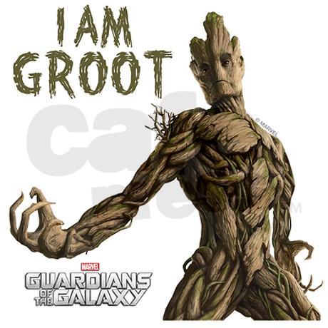 """《银河护卫队》特别花絮 用15种语言说""""我是格鲁特""""(I am Groot)"""