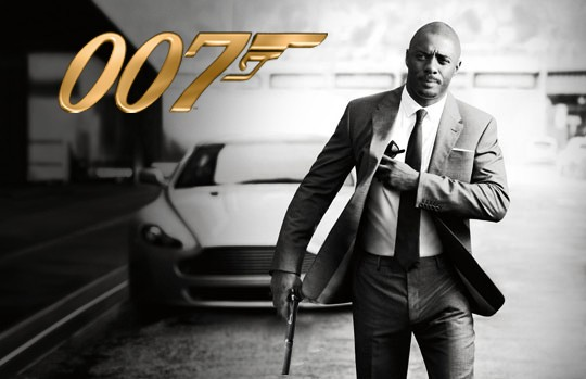 伊德瑞斯·艾尔巴(Idris Elba)有望成为首位黑人邦德